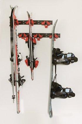 FLIP-CLIP ski - snowboard ophangsysteem 3 delig