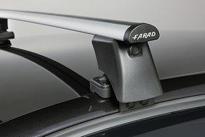 DAKDRAGERS VOLVO V60 5-deurs vanaf 2010 aluminium afsluitbaar