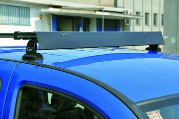 GEV PRO 9302 spoiler bedrijfswagen dakdragers
